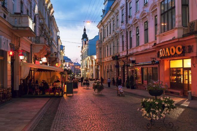5 самых красивых городов в Украине, которые любят туристы