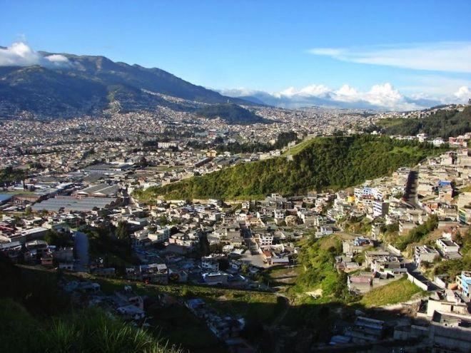 Эквадор местнось