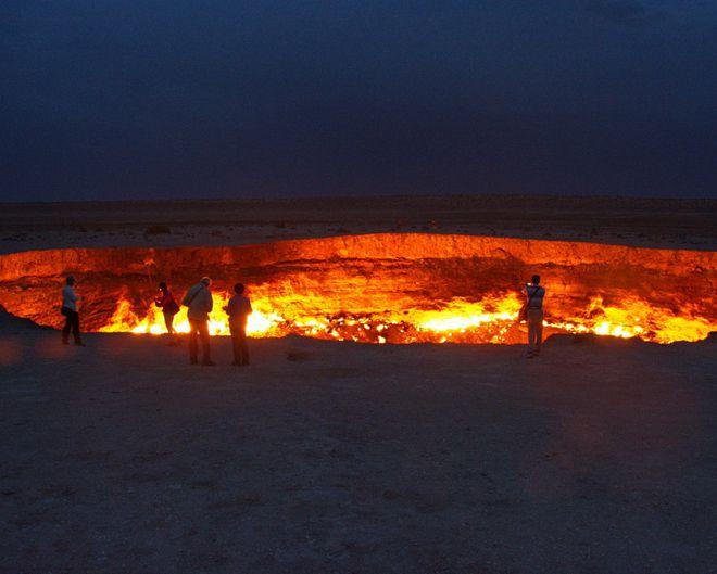 дарваз туркмения