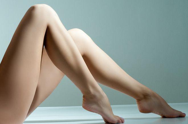 колени