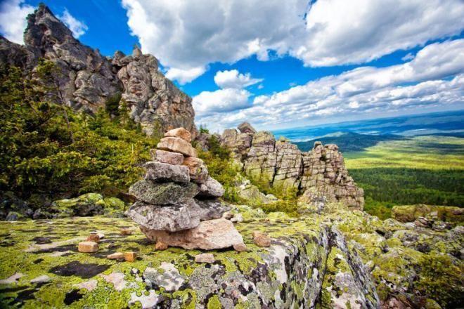 7 наиболее спокойных и красивых туристических мест и маршрутов России
