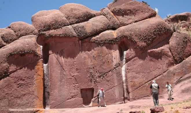 Врата богов: портал Араму Муру может привести человечество к затерянной цивилизации