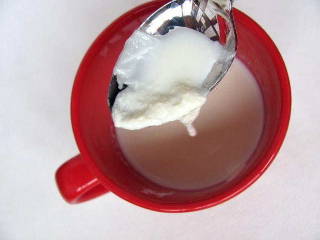 теплое молоко не такое вкусное как кажется