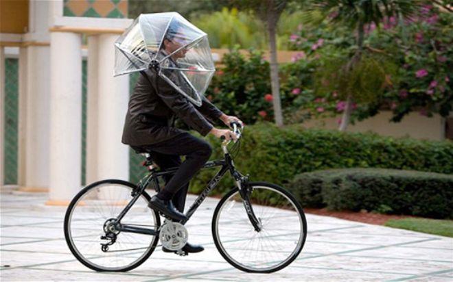зонт Nubrella2