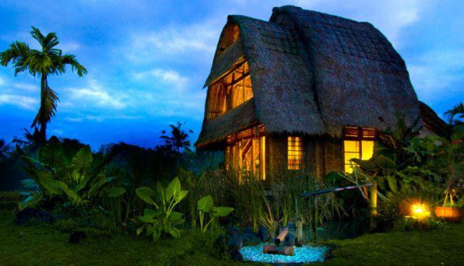 Бали дом