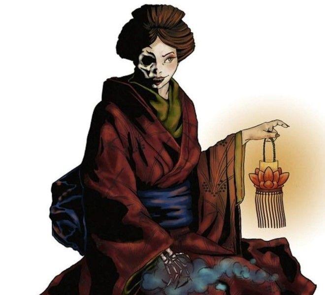 10 жутких японских городских легенд, от которых стынет кровь