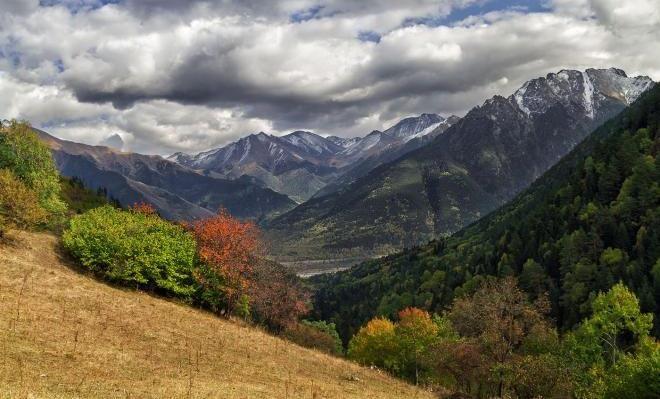 6 лучших мест для любителей горного туризма