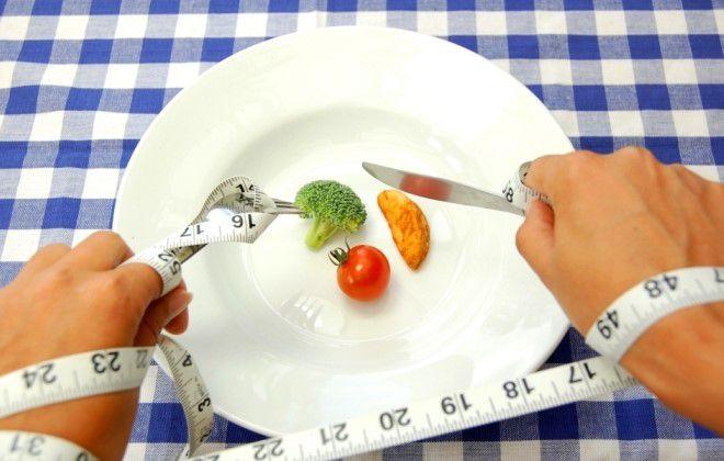 перестать подсчитывать калории