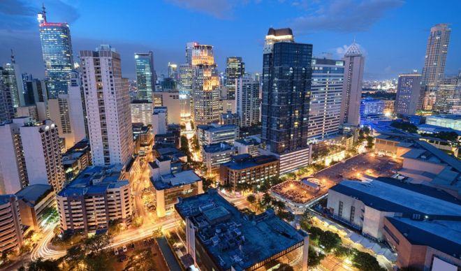 Филипины город