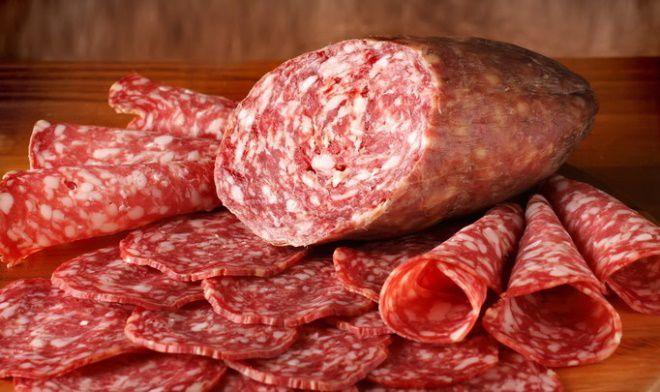 Колбаса – 3 килограмма