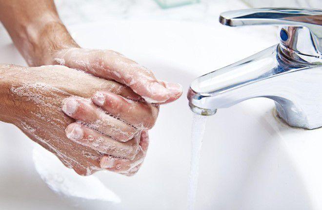 отказаться от антибактериального мыла