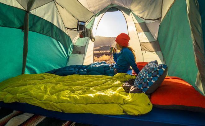 12 правил, которые нужно знать тем, кто путешествует с палаткой