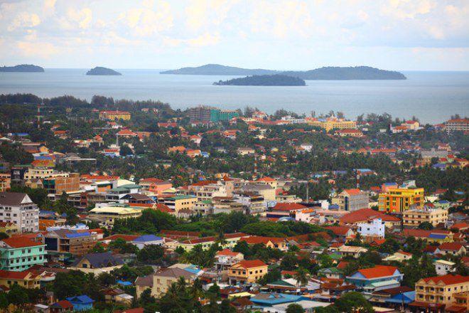 Камбоджа постройки