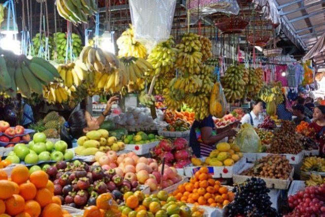 Камбоджа рынок
