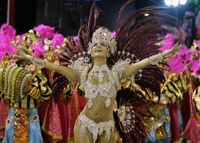 Красочная Бразилия2