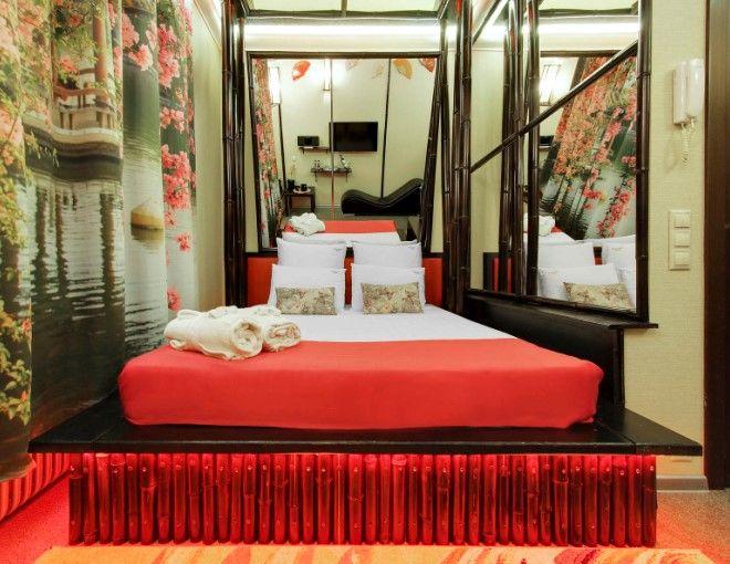 Отели любви в Японии – почему они заслужили бешеную популярность?