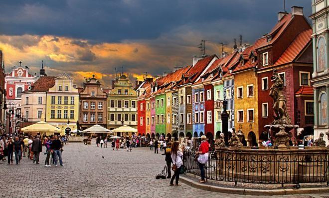 8 не очень популярных, но удивительно прекрасных городов Европы