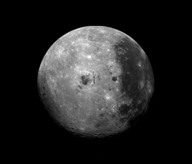 секрет темной стороны луны