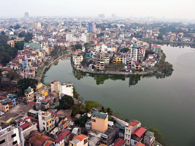 Вьетнам постройки