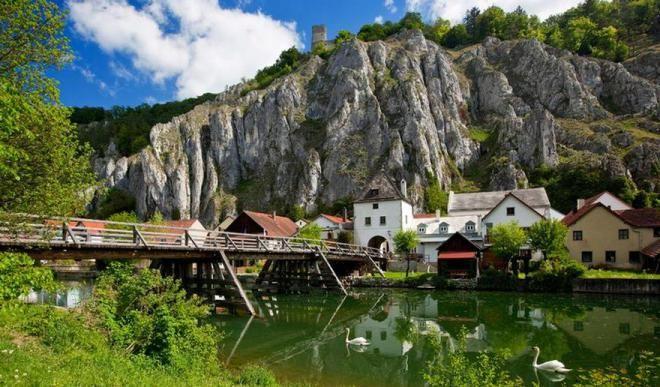 8 самых потрясающих чудес и достопримечательностей Германии