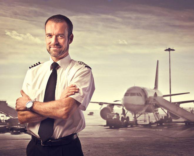 почему пилоты не носят