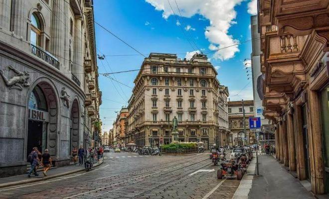 10 самых вдохновляющих городов Европы