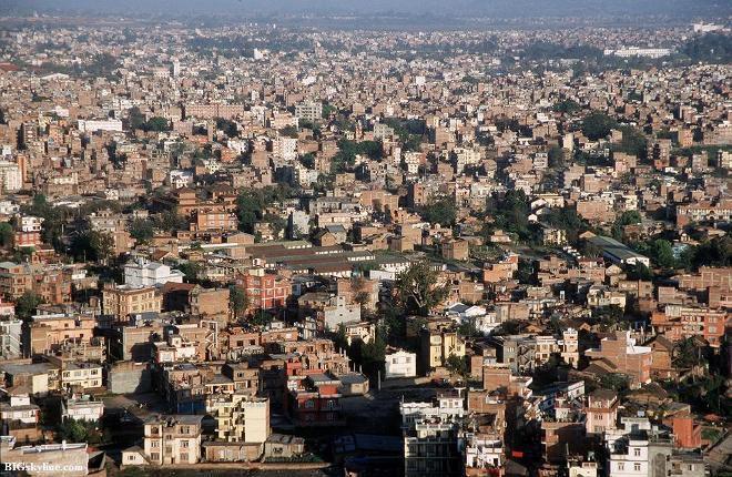 Непал город