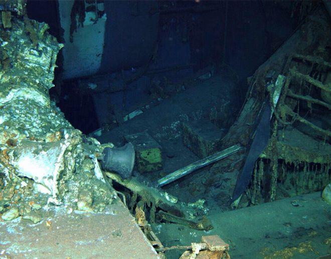 секрет крейсера индианаполис