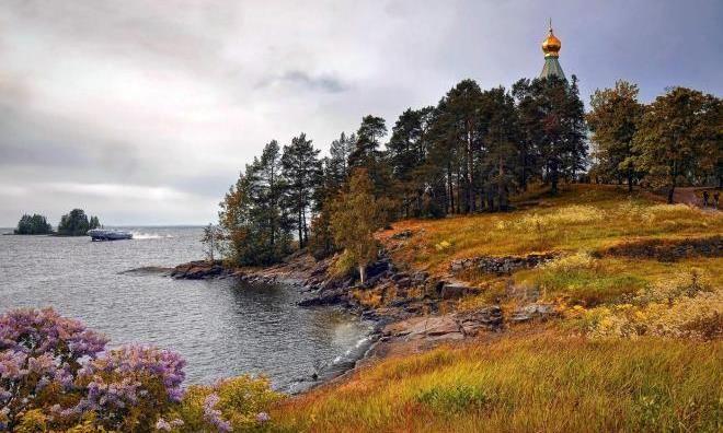 10 лучших туристических мест на русском Севере