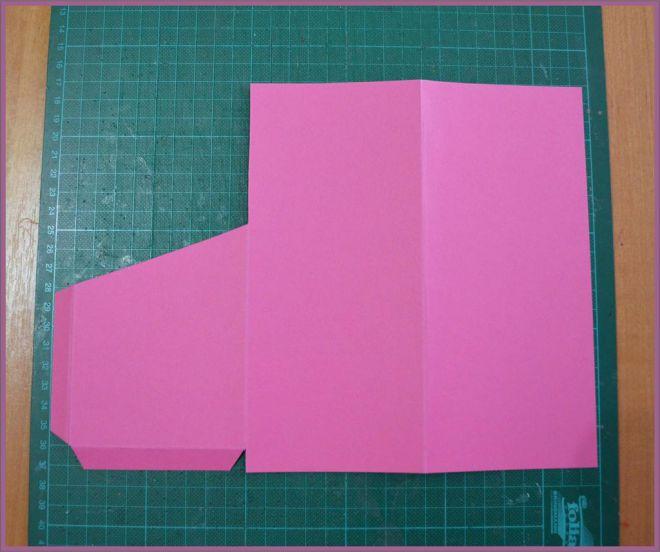 открытка конверт своими руками 3