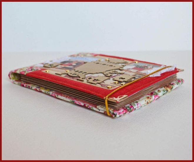 альбом из конвертов скрапбукинг 24