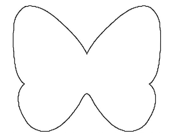 Подушки бабочки своими руками выкройки 92