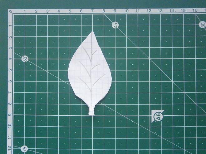 Осенние листья из фетра6