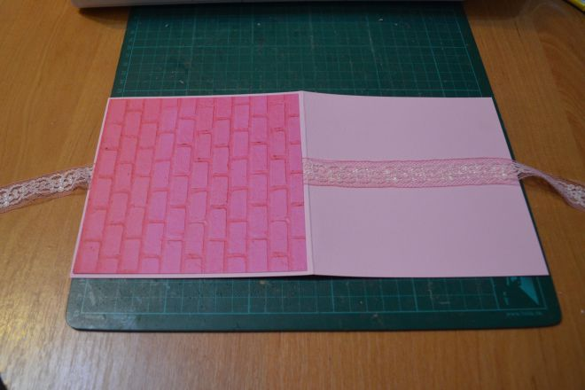открытка с цветами своими руками из бумаги (6)