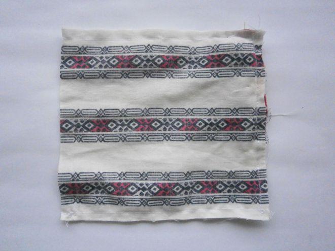 Петушок из ткани своими руками10