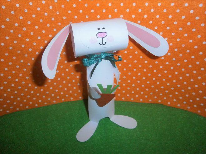 Как сделать из бумаги зайцев нет