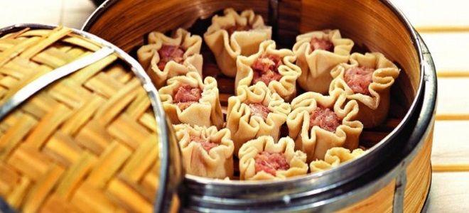 цзяоцзы китайские пельмени рецепт