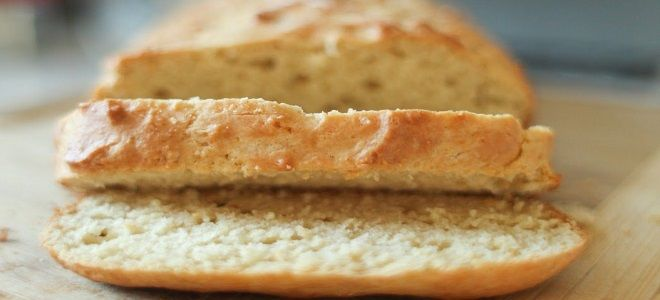 Хлеб на минералке в хлебопечке без дрожжей