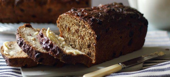 Хлеб на солоде в хлебопечке без дрожжей