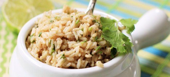 как готовить бурый рис в пароварке
