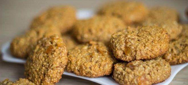 Как испечь постное печенье