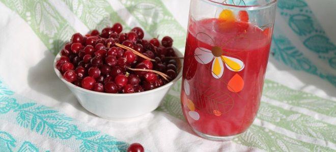 Как варить кисель из крахмала и ягод