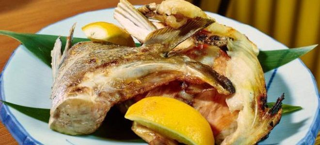 Лакедра - рецепт приготовления на сковороде