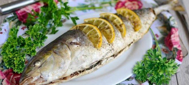 Лакедра - рецепт приготовления в духовке