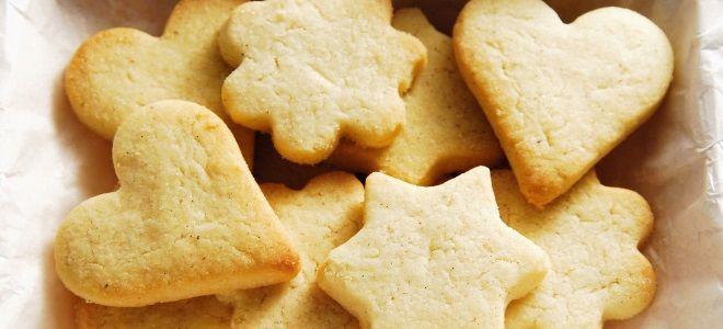 Печенье песочное домашнее - рецепт