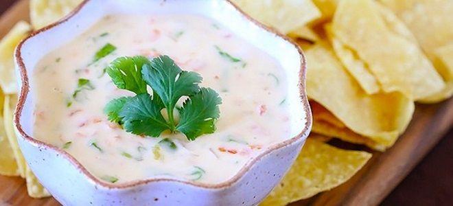 сырный суп со шпинатом рецепт