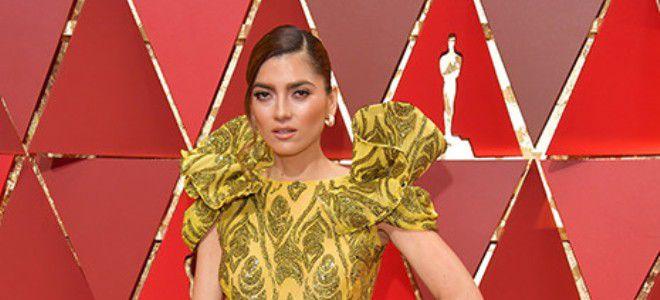 Ничего лишнего: актриса Бланка Бланко забыла надеть трусы на «Оскар-2017»