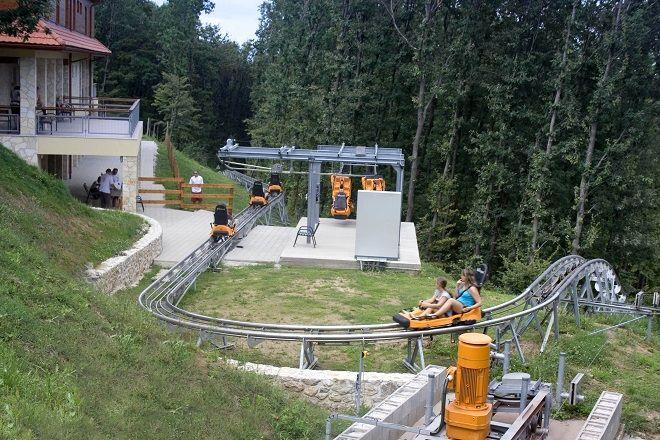 Парки развлечений в Венгрии