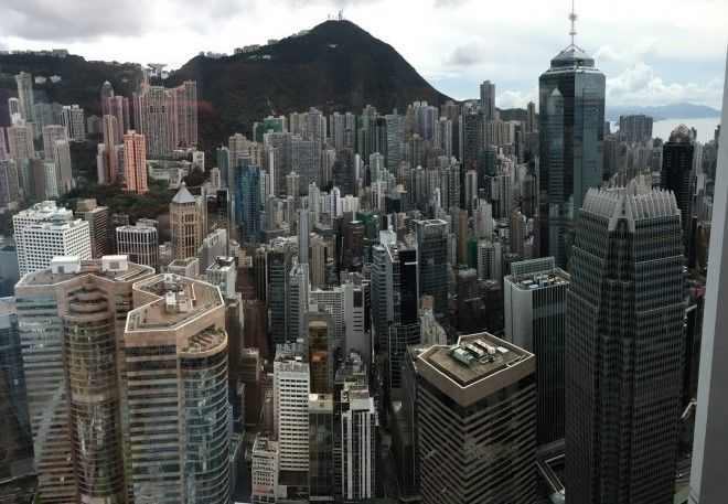Гонконг – смотровые площадки