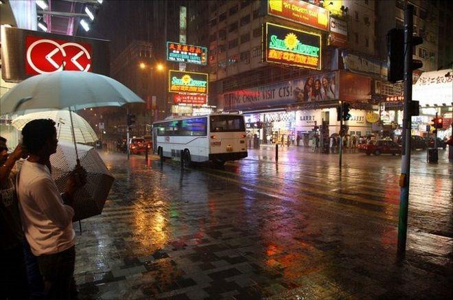 Когда лучше ехать в Гонконг?